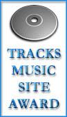 Tracks Music Site Award